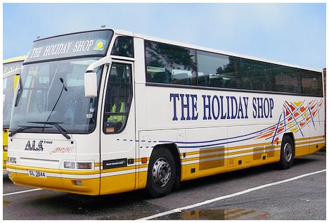 Group UK Coach Holidays